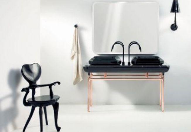 Idei decorative pentru o baie sofisticata