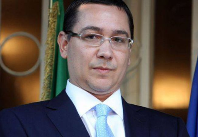 Victor Ponta a fost numit ministru interimar al Justitiei