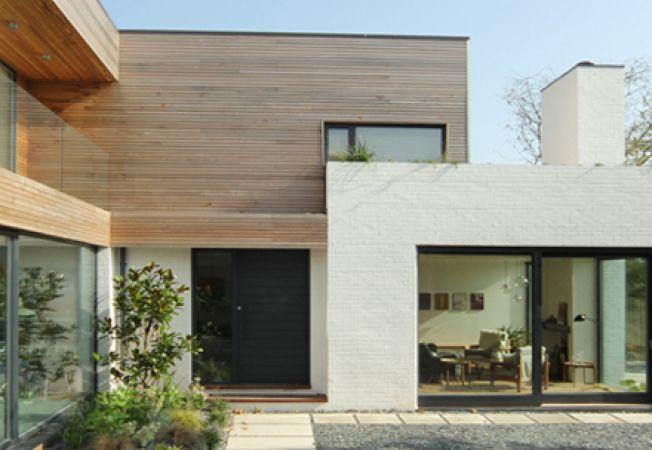Constructia unei case ecologice