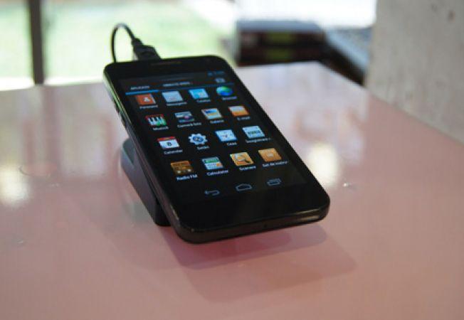 Afla cat va costa Allview P4 Alldro, primul smartphone dual SIM romanesc cu ecran Super AMOLED Plus!