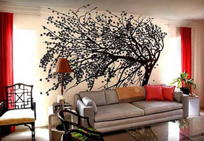 Sfaturi pentru picturi murale in locuinta ta
