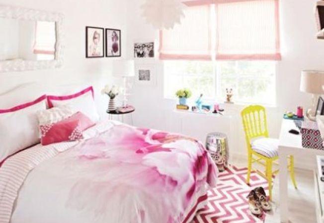 Cum redecorezi camera fiicei tale