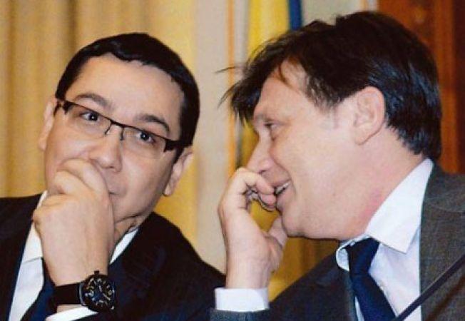 Ponta si Antonescu sustin ca suspendarea lui Basescu a fost o decizie comuna a USL