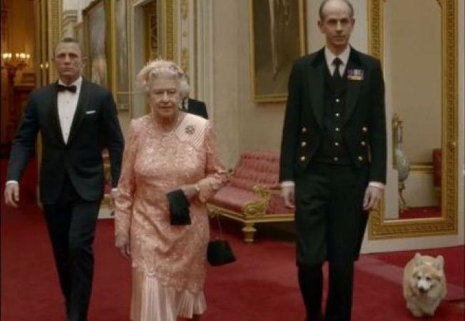 A murit Monty, catelul-vedeta al reginei Marii Britanii