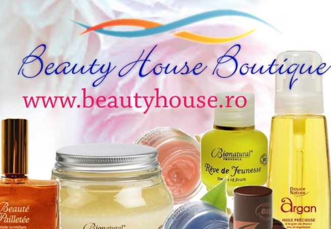 logo beauty house