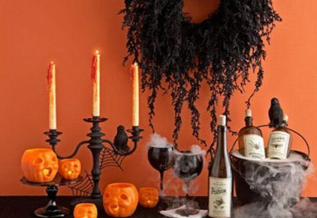 Decoratiuni de Halloween pentru casa