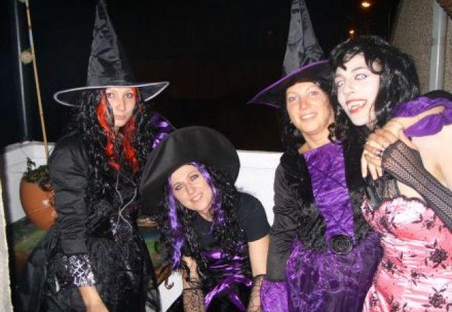 Cum sa iti faci alegi un costum reusit pentru petrecerea de Halloween