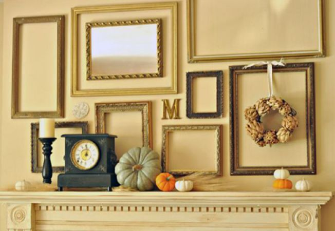 Decoratiuni de toamna pentru pereti