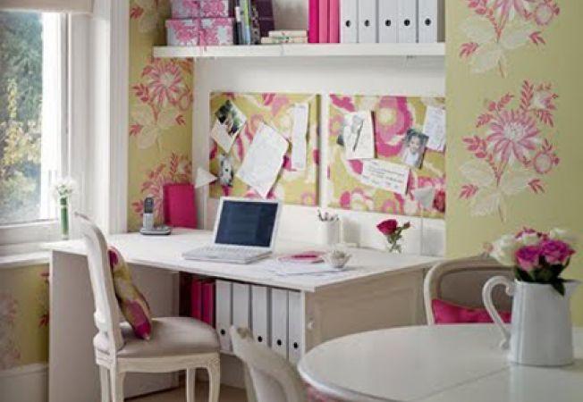 Ce combinatii de culori sa alegi pentru biroul de acasa