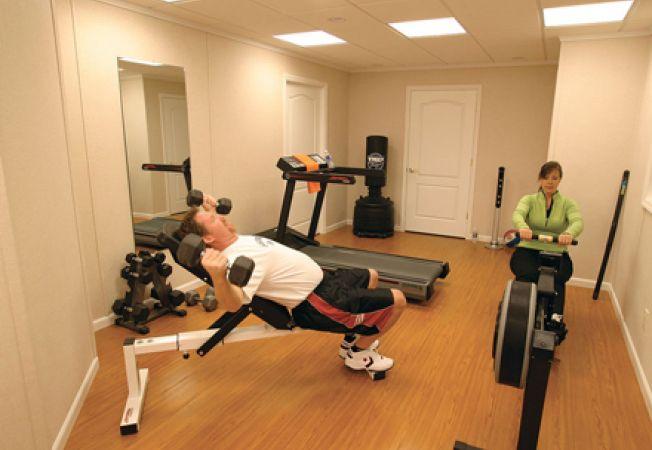 Amenajeaza-ti sala de fitness la tine acasa!
