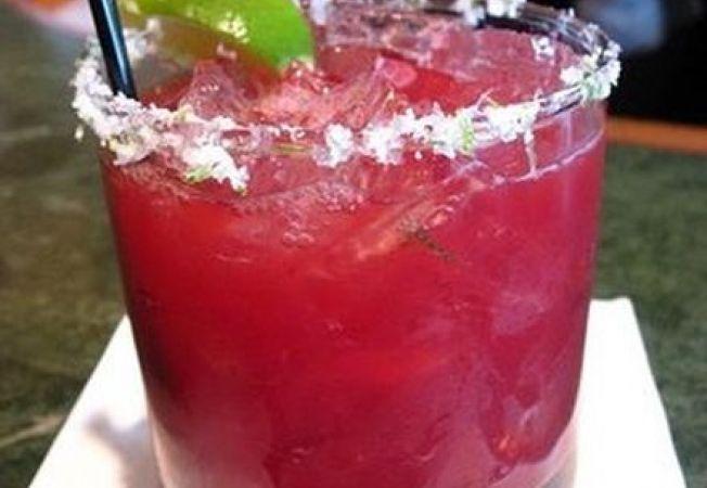 Cocktail Frozen Cherry
