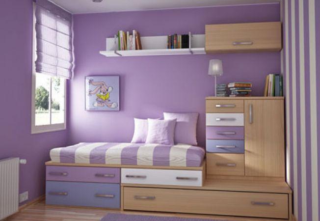"""Idei practice pentru a pastra aspectul """"curat"""" al unei camere"""