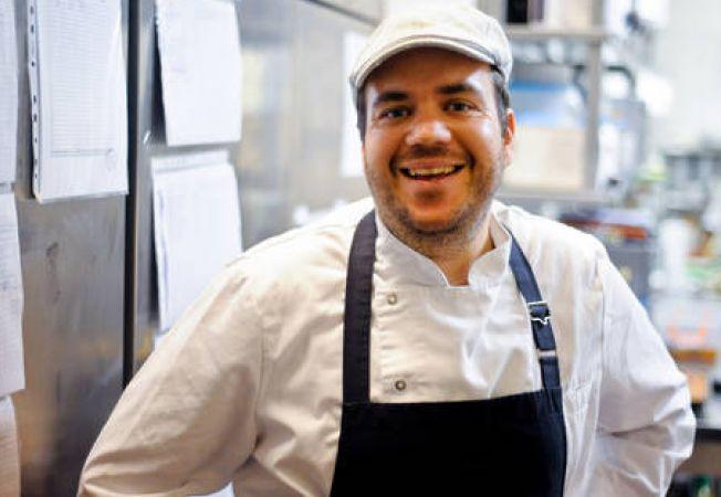 Chef Ioannis Karastogiannis