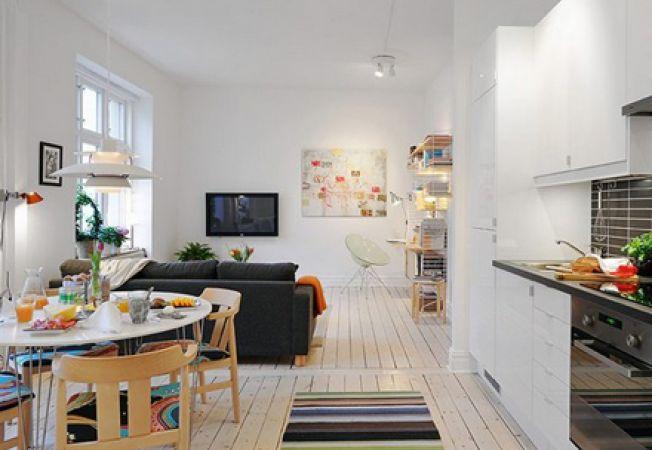 Idei de amenajare a apartamentelor mici