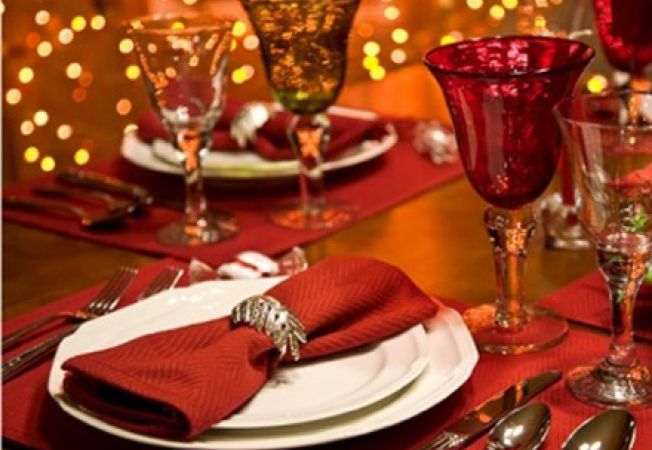 Idei inspirate de decorare a mesei de Sfantul Andrei