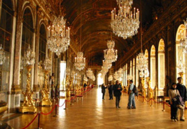 Versailles Galeria Oglinzilor