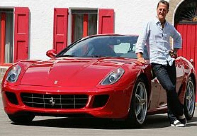 ferrari-Schumacher