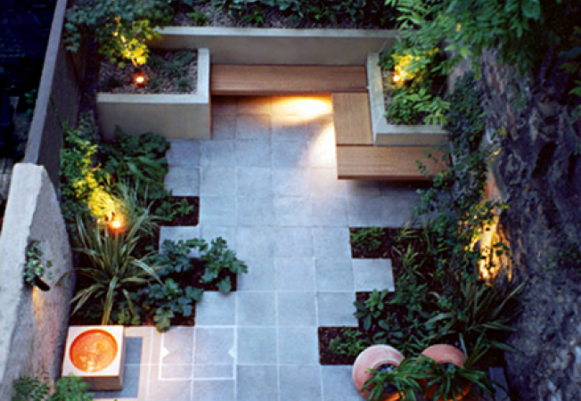 5 ponturi pentru o gradina moderna in 2013