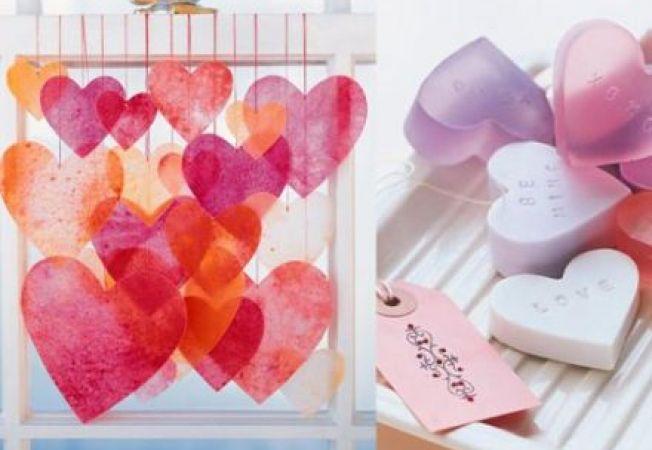 Decoratiuni creative cu care sa iti impanzesti casa de Valentine's Day