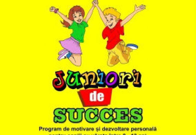 """S-au pus in vanzare biletele la """"Juniori de Succes"""", cel mai nou si inovator program pentru copii"""