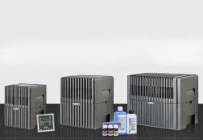Cat de simplu este de utilizat un aparat de umidificare si purificare a aerului Venta?