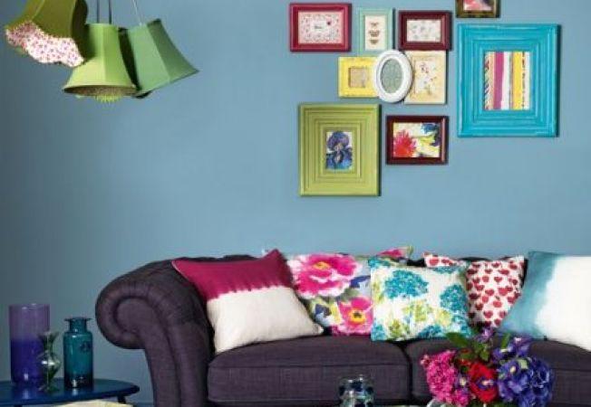 Decoratiuni boho chic pentru sufragerie