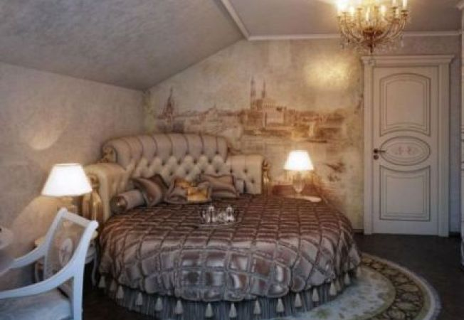 Patul rotund, o achizitie inedita pentru dormitorul tau. Iata 4 modele!