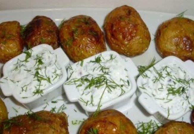 Cartofi copti grecesti