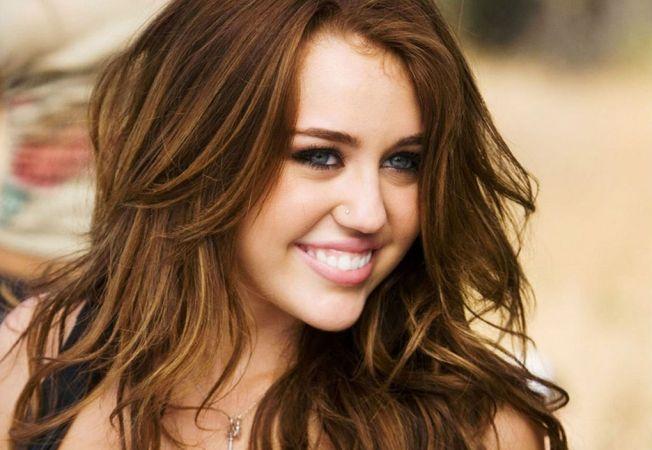 Miley bun