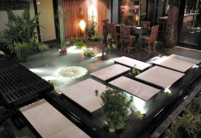 Lacul artificial in gradina: 5 idei de design
