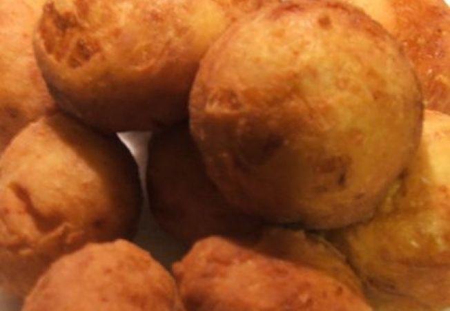 Papanasi cu cartofi