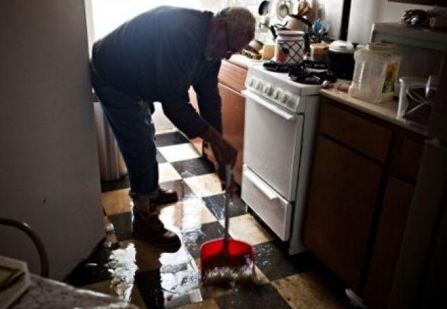 Interventii rapide si usoare  in casa dupa o inundatie