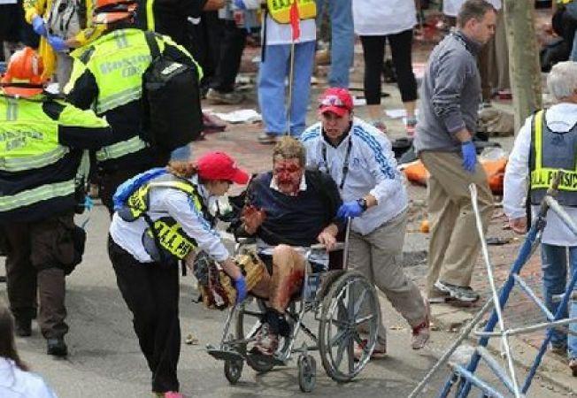 Una dintre bombele atentatului din Boston a fost plasata intr-o oala sub presiune