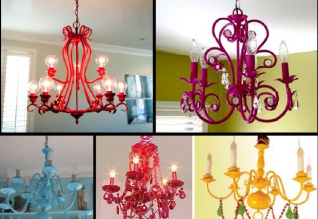 Modele inedite de candelabre pentru un iluminat modern in casa
