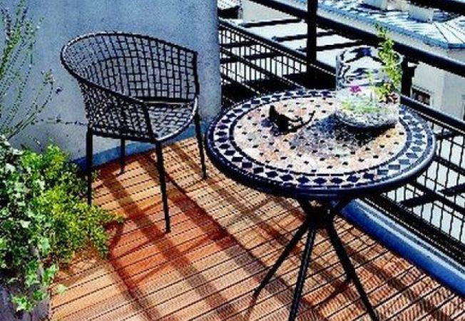Stilizeaza-ti balconul: 7 idei practice de amenajare