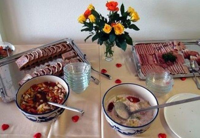 Cum sa-ti decorezi masa pentru o gustare