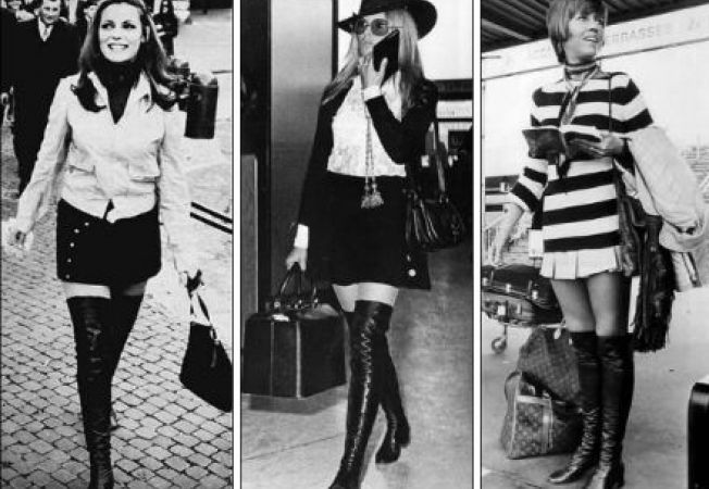 Moda anilor '60: ce se purta cand erau parintii tai tineri!
