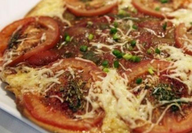 Pizza cu peste-spada