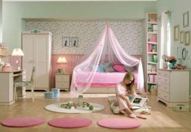 Cum sa folosesti culoarea roz in amenajarea camerei copilului
