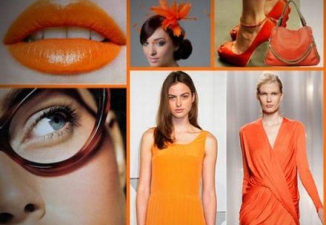 3 stiluri diferite de a introduce portocaliul in garderoba ta