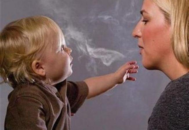 Fumatul pasiv ii face mai agresivi pe copii