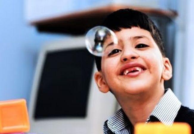 Primele semne ale autismului la copii