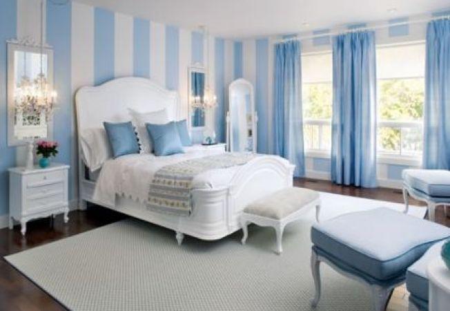 5 stiluri de design cu prietenoasa culoare albastru