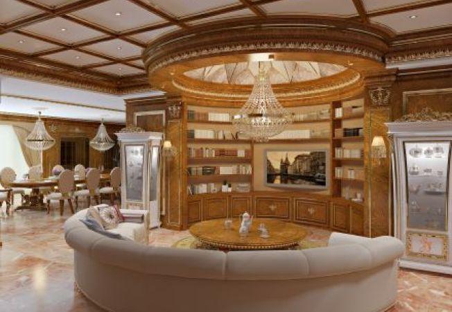ADVERTORIAL Galeriile Noblesse prezinta stilul clasic de decorare a locuintei