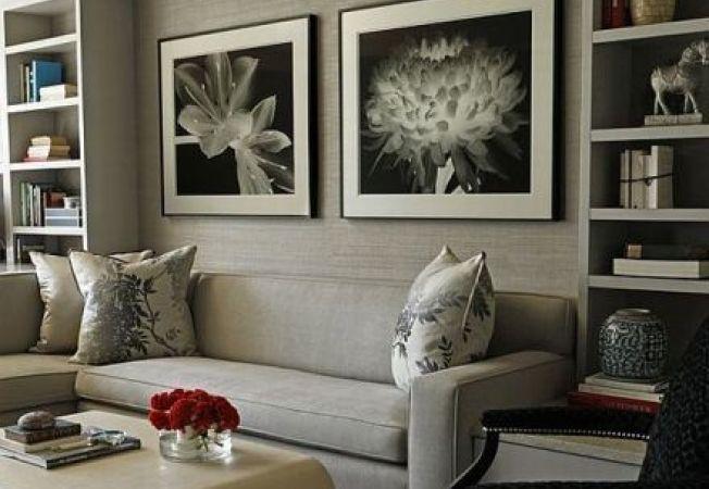 4 modele de design in culoarea gri