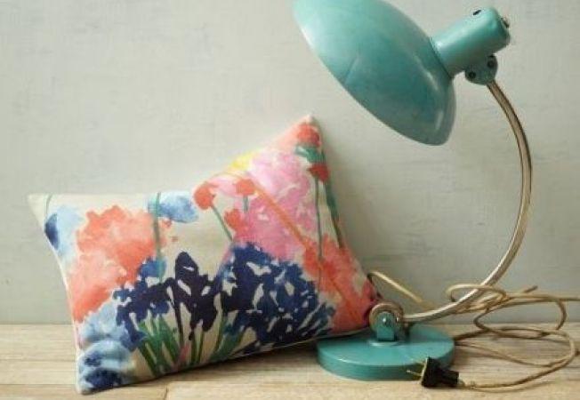 Decorul in tendinte pentru 2013: imprimeurile florale in casa!