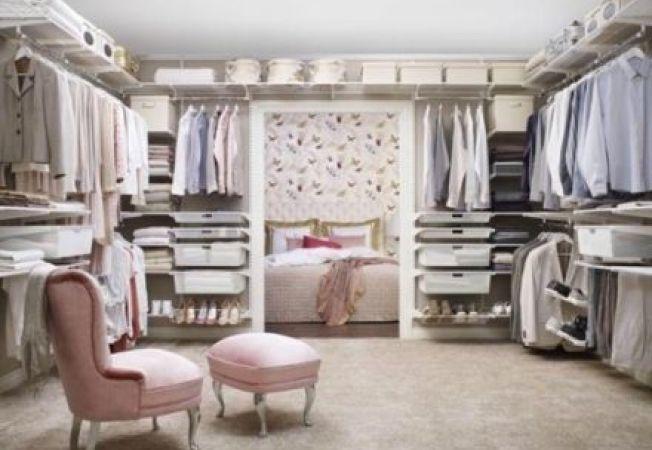 Avantajele si dezavantajele unui dressing spatios acasa