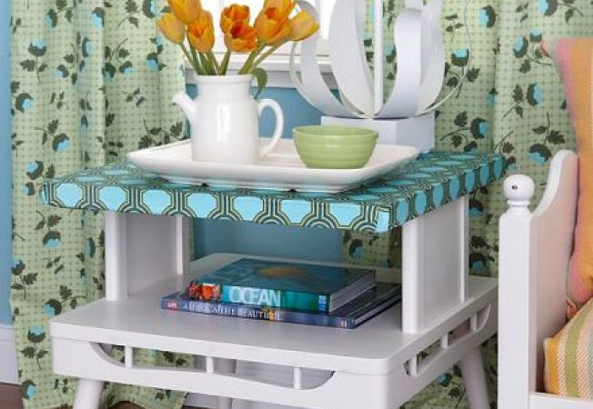 Idei pentru decorarea casei: 5 modele de mobilier reconditionate