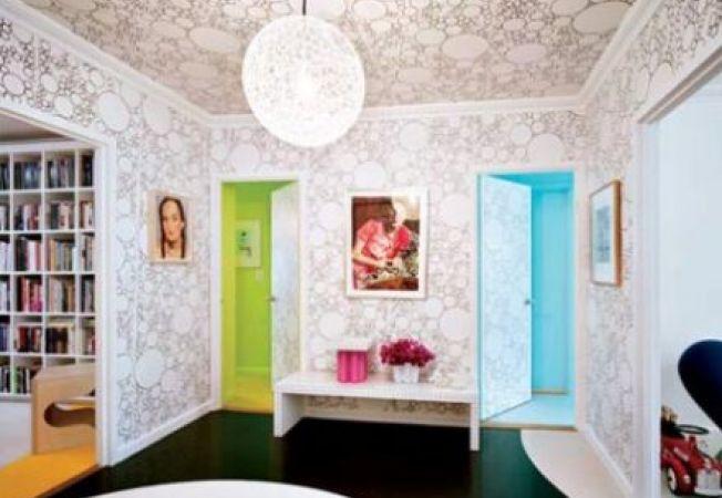 Idei geniale pentru infrumusetarea tavanului