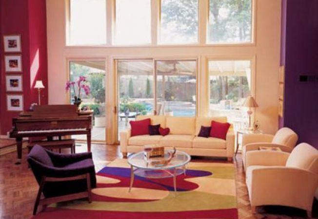 4  ponturi pentru a alege o schema de culori potrivita locuintei tale